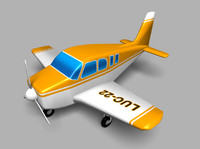 Toy small plane