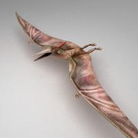 rigged pterosaur max