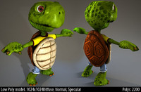 3dsmax turtle comic