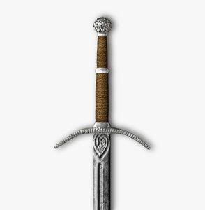 sword games 3d model