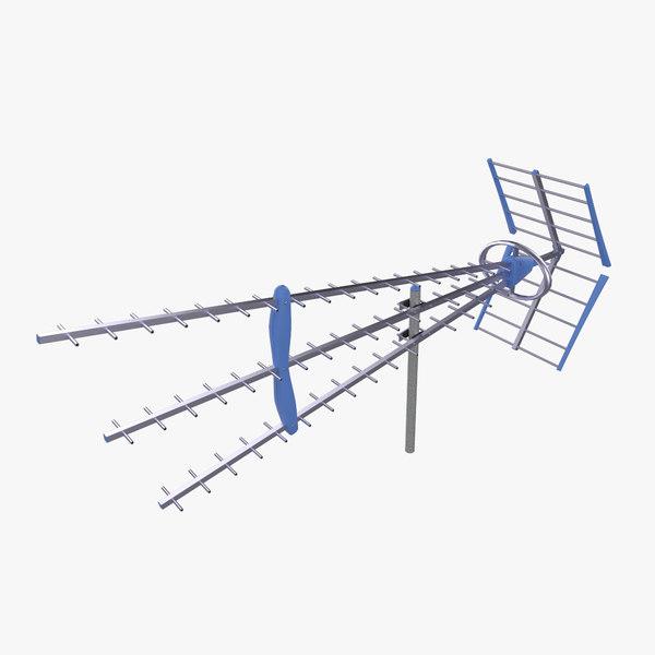 3d antenna tv dvb-t