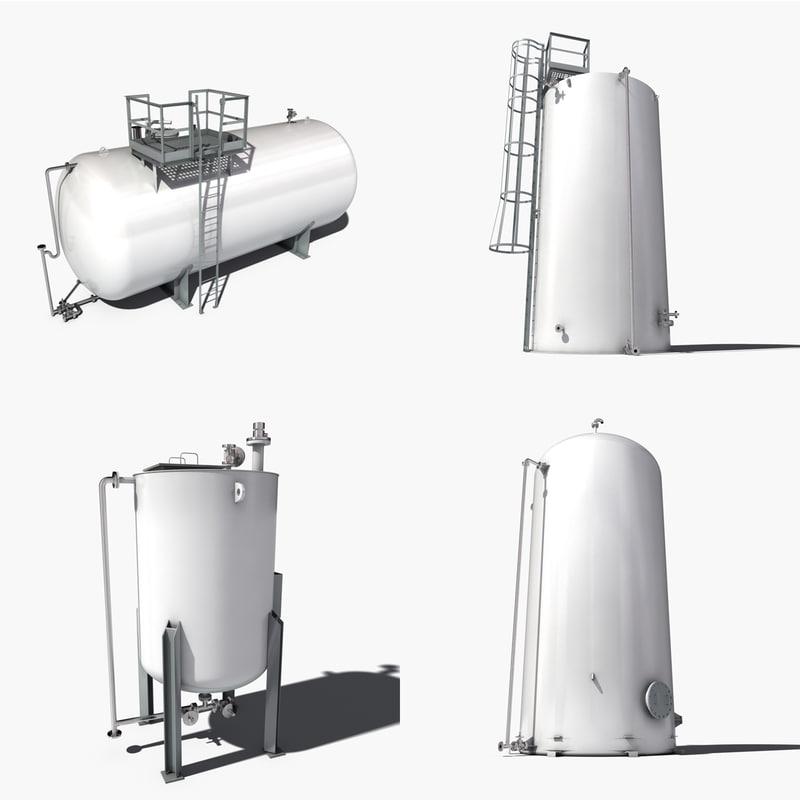 max atmospheric tanks storage