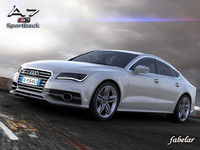 Audi A7 S7 Sportback 2012