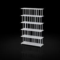 3d bookcase book
