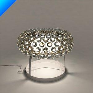 caboche table lamp patricia 3d max