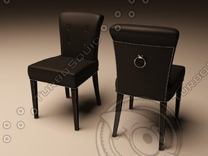 eichholtz chair key largo 3d 3ds