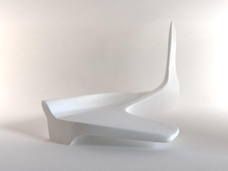 3ds max sofa iceberg