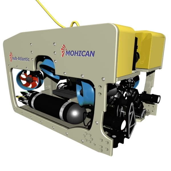 mohican rov 3d max