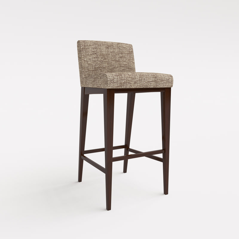 city 430 barstool morgan 3d model