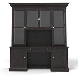 postobello home bookcase 3d max