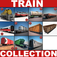 Trains Collection v4
