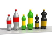 Food- bottles- cardboard -collection