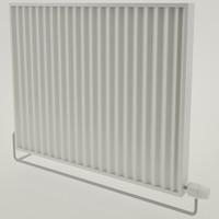 radiator obj
