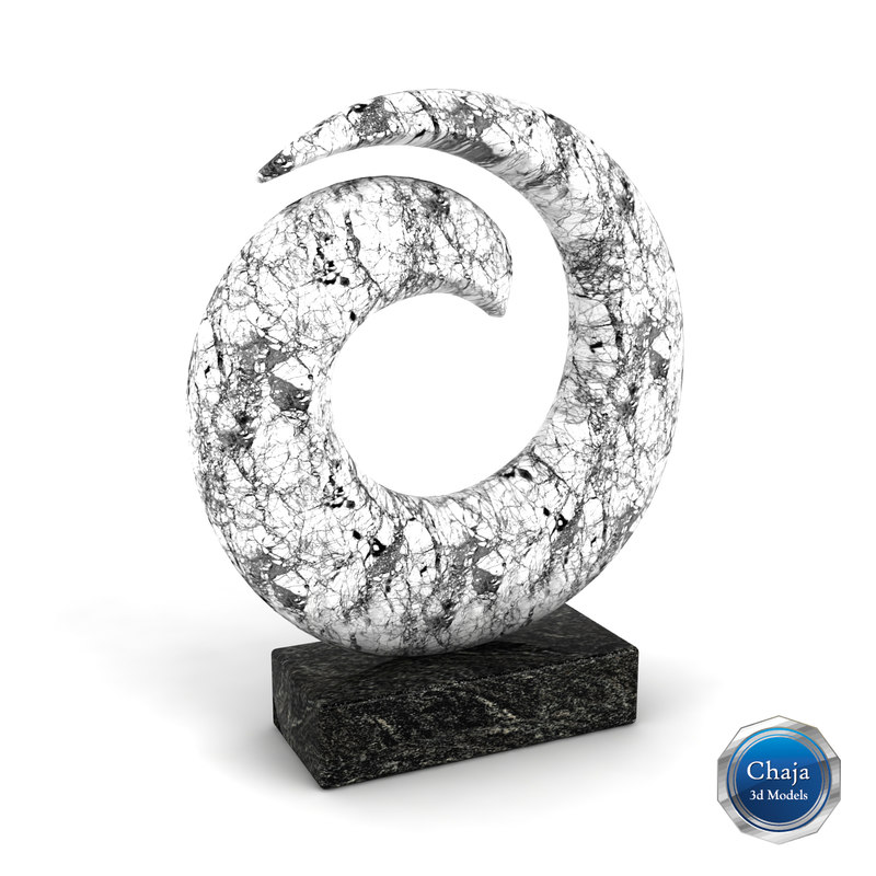 sculpture art decoration 3d model