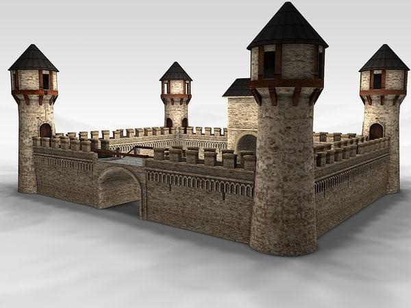 castle 3ds
