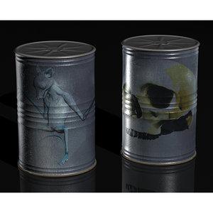 horror frankenstein cans 3ds