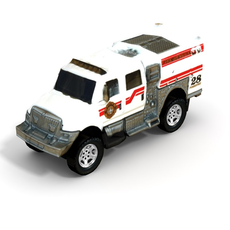 3d 2007 brush truck games