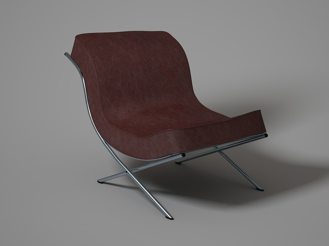 3ds chair living room