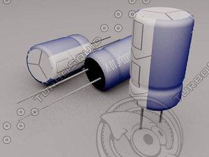 obj capacitor capacitor