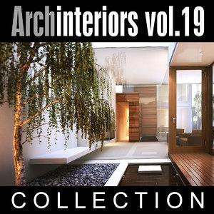 archinteriors vol 19 3d model