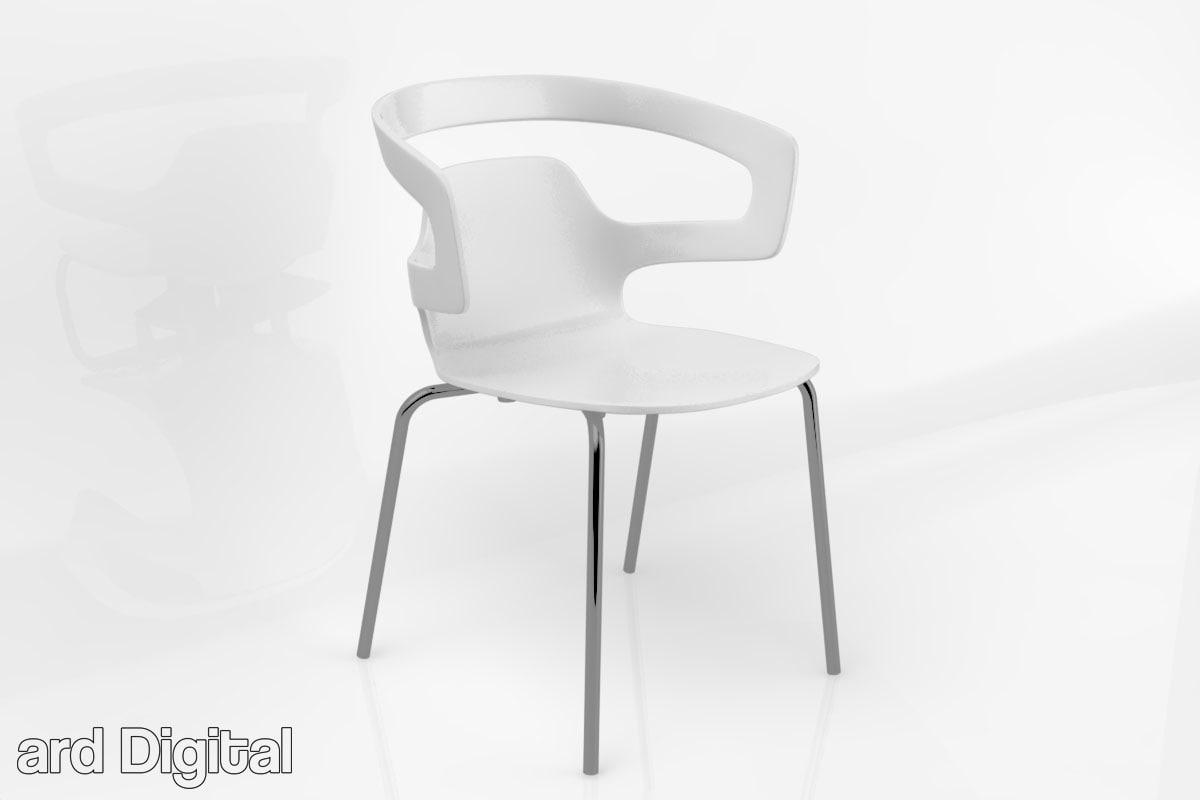 chair - alias segesta 3ds