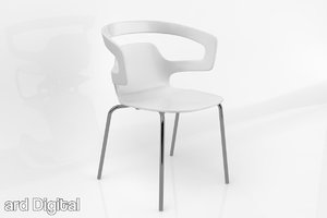 chair - alias segesta 3ds