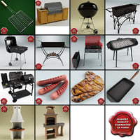 Barbecue Collection V6