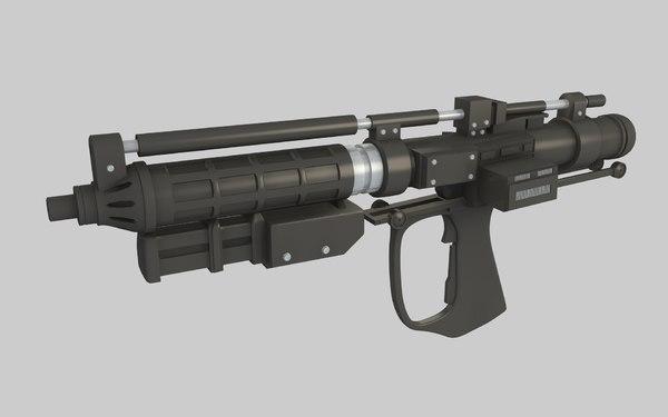 blaster gun 3d 3ds
