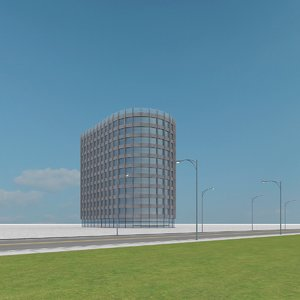3d new skyscraper 15