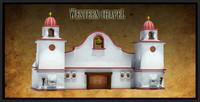 3d chapel western model