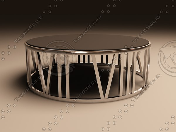 eichholtz table coffee roman 3d max