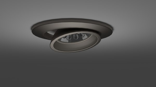 ceiling light fixture 3ds free