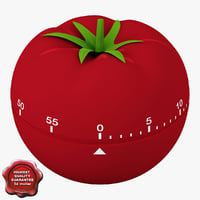 Kitchen Timer Tomato