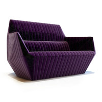 3d model ligne roset - facett