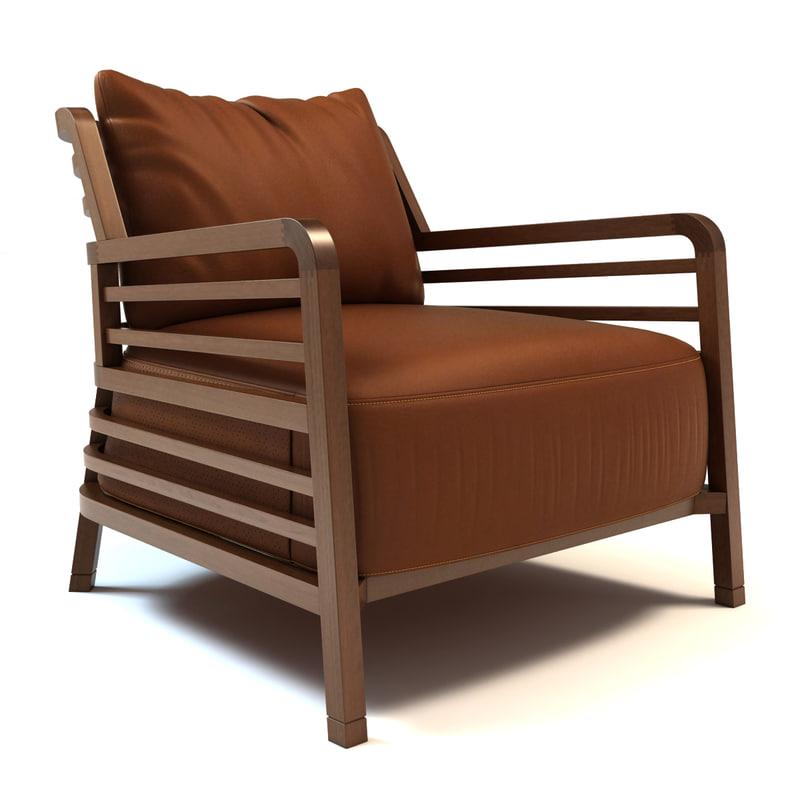3d model ligne roset flax. Black Bedroom Furniture Sets. Home Design Ideas