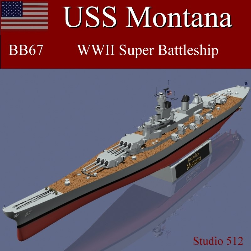lwo navy uss montana
