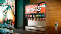 3d model of soda machine