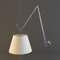 3d wall shade tolomeo