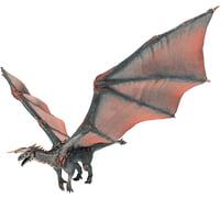 Volcano Dragon Pose 9