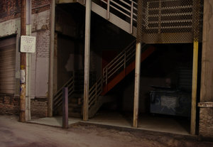 3d alley