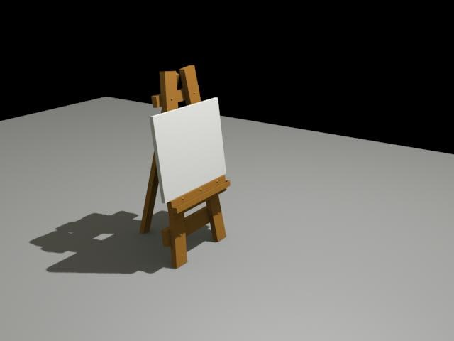 free max mode simple painting easel