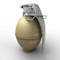 maya defensive grenade