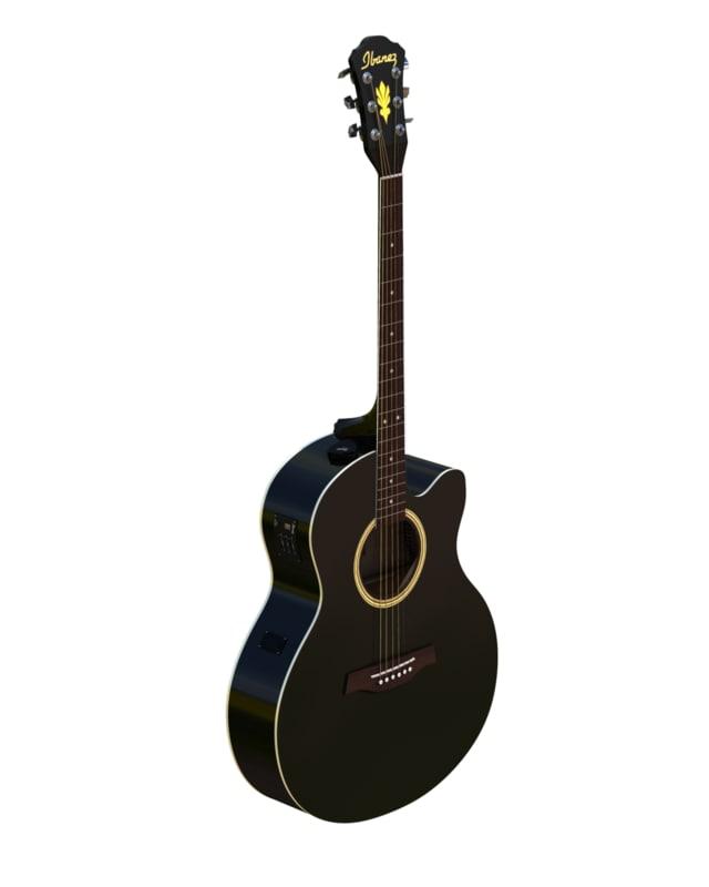 maya ibanez guitar