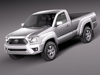 Toyota Tacoma 2012 single cab