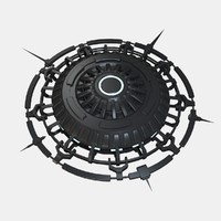 3d model alien spacecraft ufo