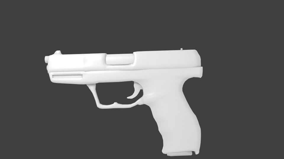 3d walther p99