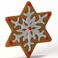 gingerbread ginger bread 3d max