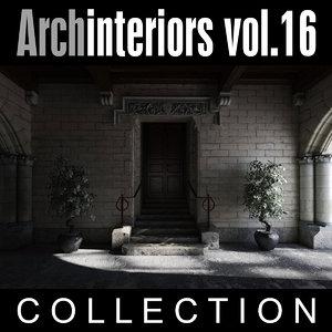 archinteriors vol 16 3d model