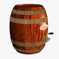 AN Brandy Barrel