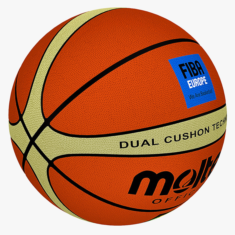 obj model basketball ball